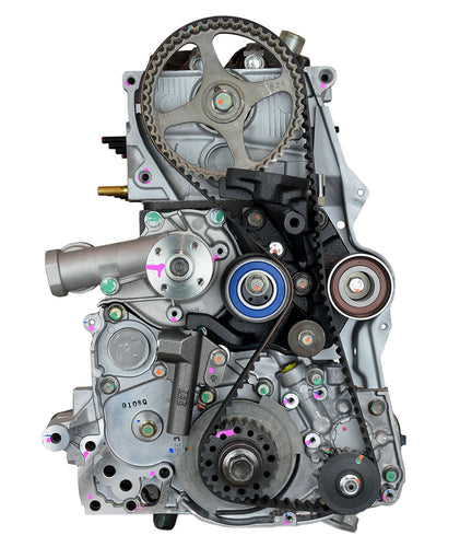 MITSUBISHI 4G64 COMPLETE REMANUFACTURED ENGINE 2/95-2/98 Galant 10/95-7/96 Spydr