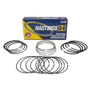 1932-45  Fits Ford 4 Ring Piston 85, 90 H.P.  3.0625 8Cyl. Hastings Piston Rings