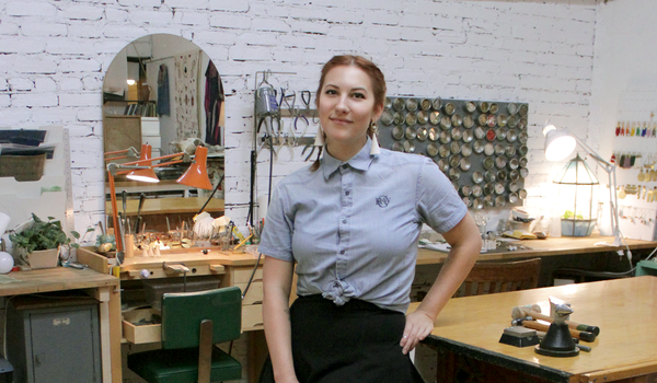 Get to know our in-house jeweler Monique Peterson