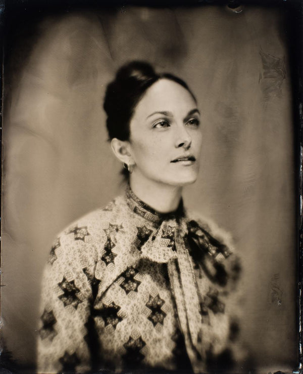 Introducing C.J. Harker our resident Tin Type Photographer