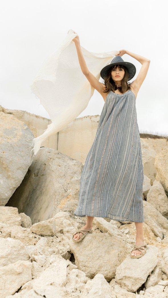 The Handloom Canggu Maxi Dress