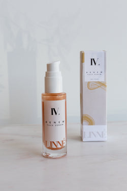 LINNÉ Renew Face Serum