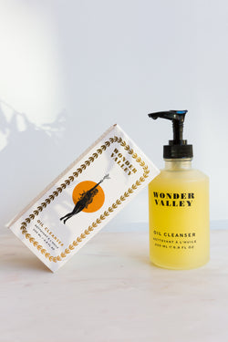 Wonder Valley Oil Cleanser