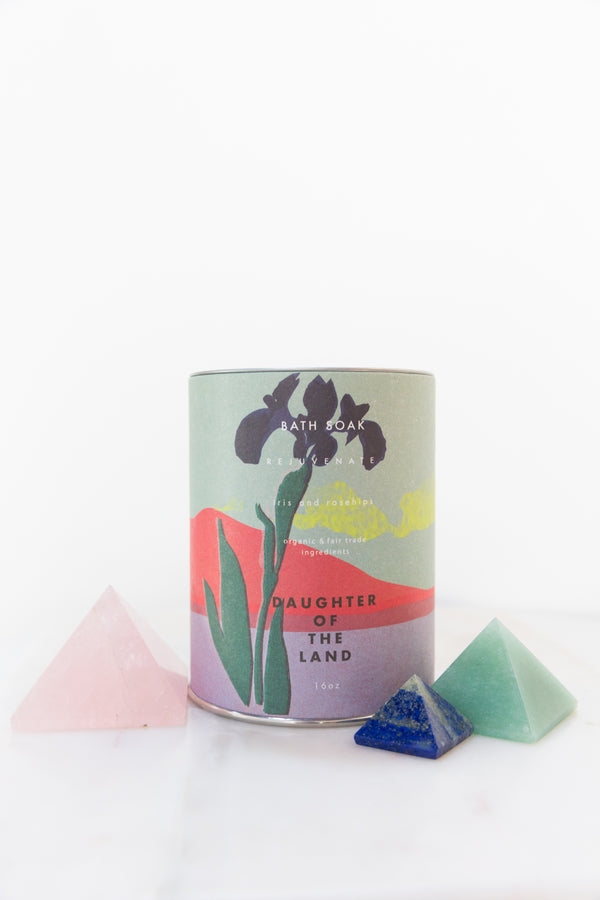 Daughter of the Land Rejuvenate Bath Salts
