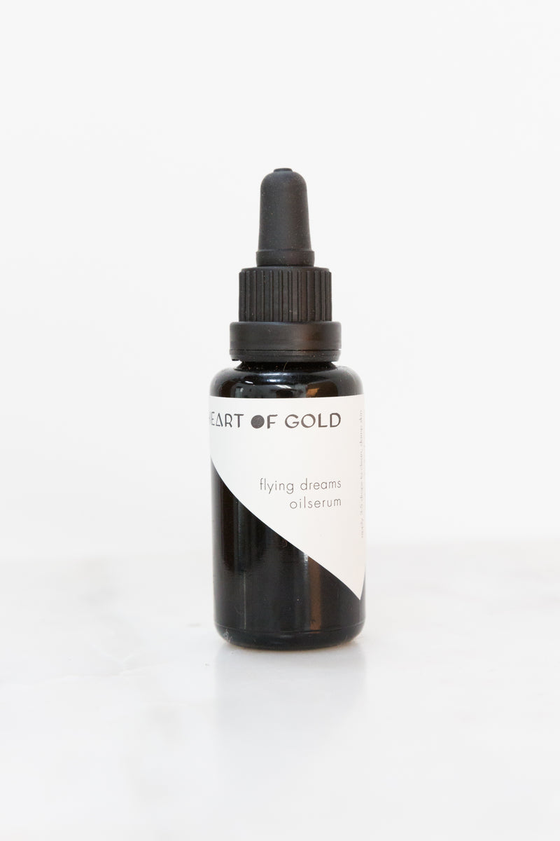 Heart Of Gold Flying Dreams Oilserum