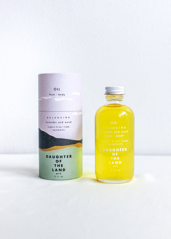 Daughter of the Land Face & Body Oil