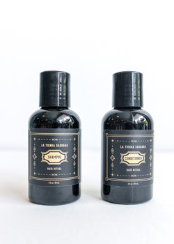La Tierra Sagrada Hair Ritual Shampoo + Conditioner