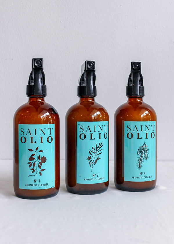 Saint Olio Aromatic Cleanser