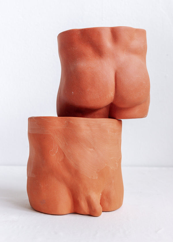 Group Partner Nude Bottom Planter