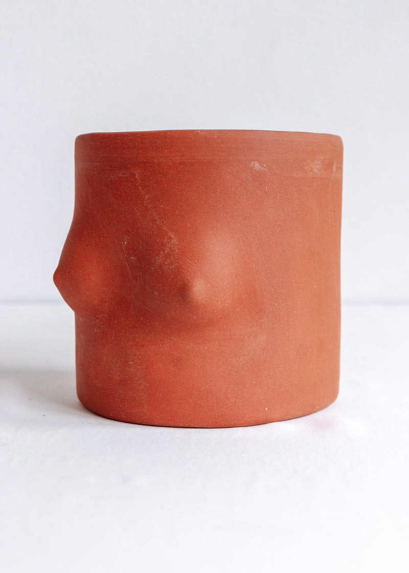 Group Partner Nude Top Planter