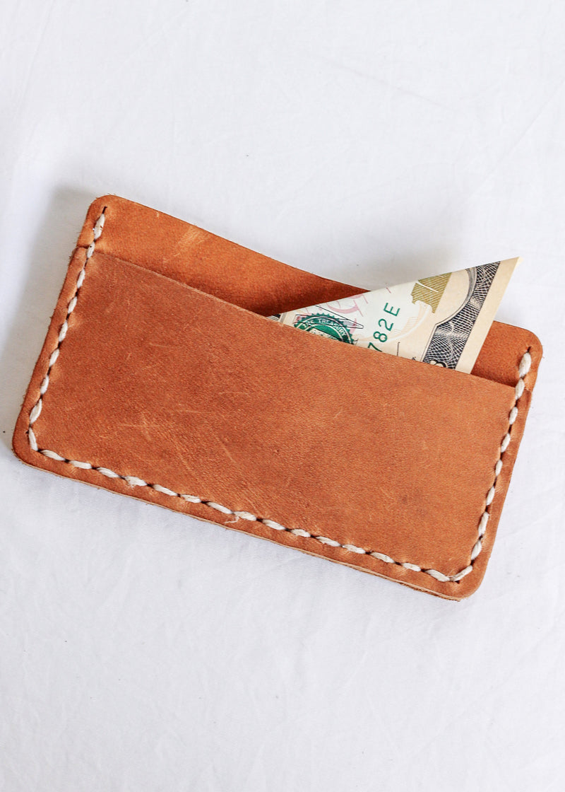 Rustico Leather Cardholder