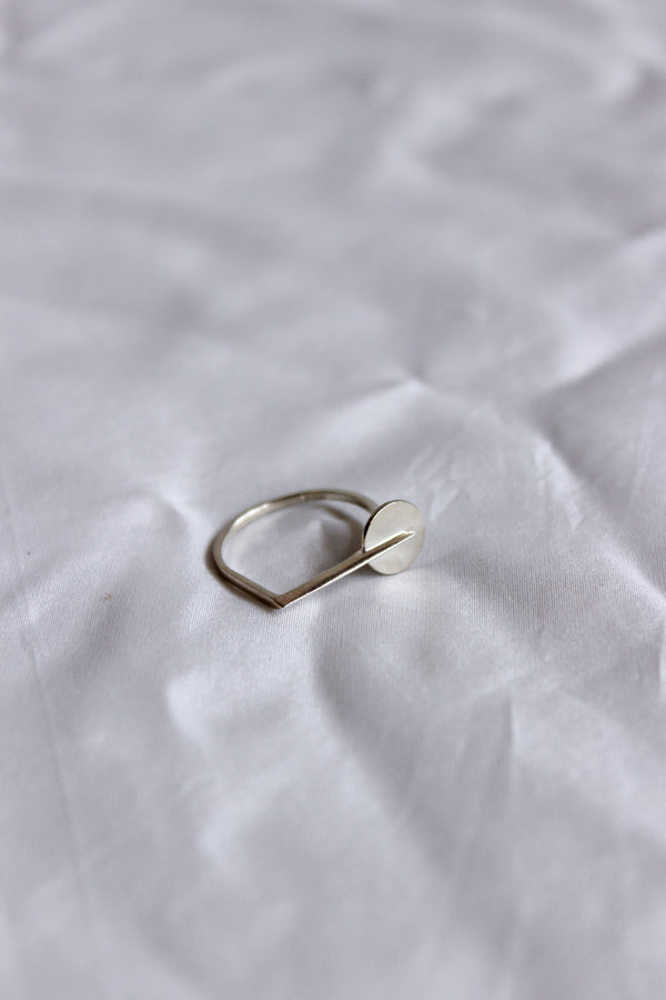 Lio + Linn Moonshine Ring