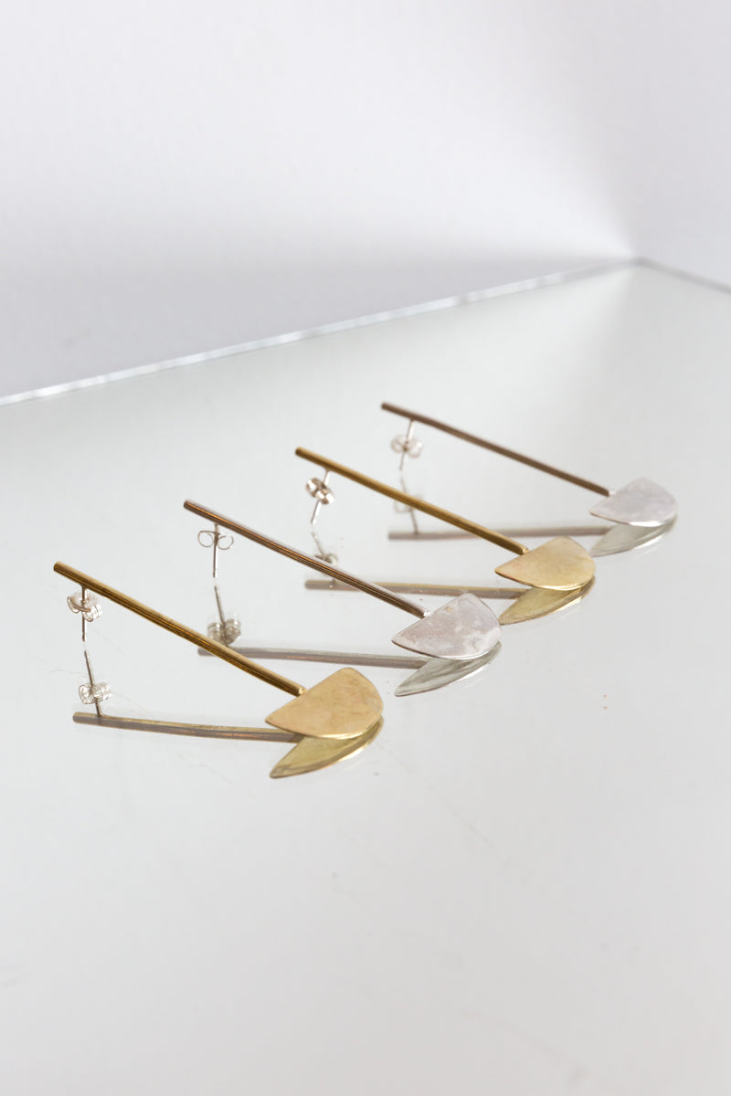 M+A Equilibrium Earrings