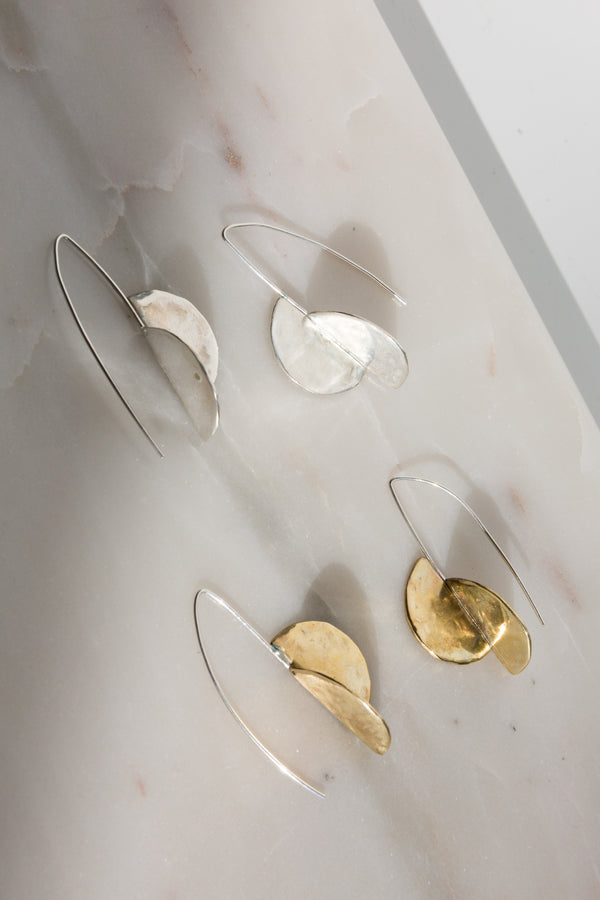 M+A Reflection Earrings