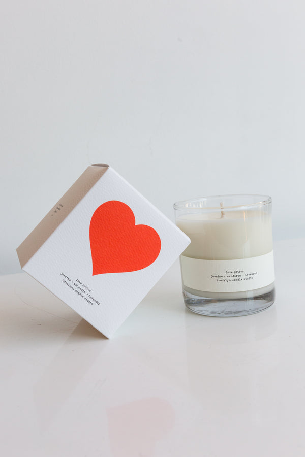 Brooklyn Candle Studio Love Potion Limited Edition