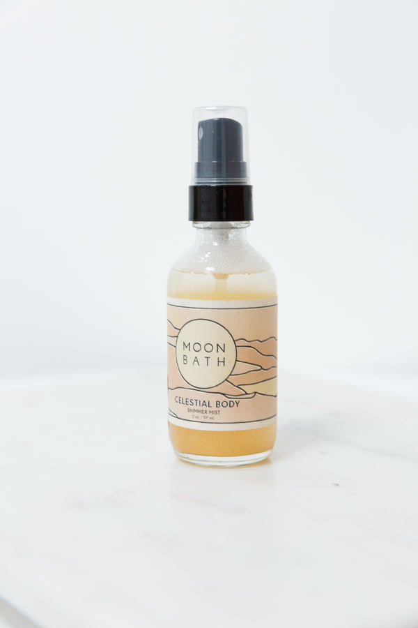 Moon Bath Celestial Body Mist