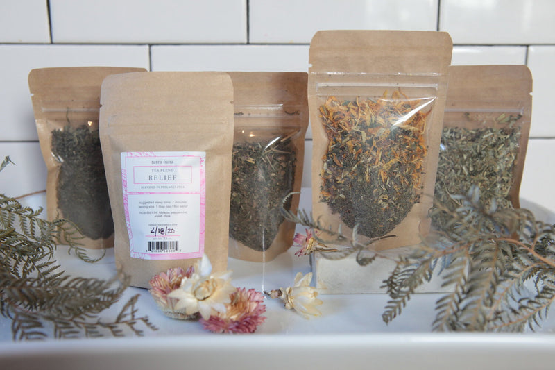 Terra Luna Tea Sampler