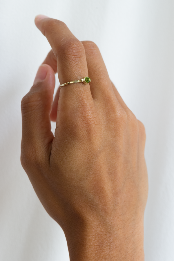 M+A Petite Point Ring