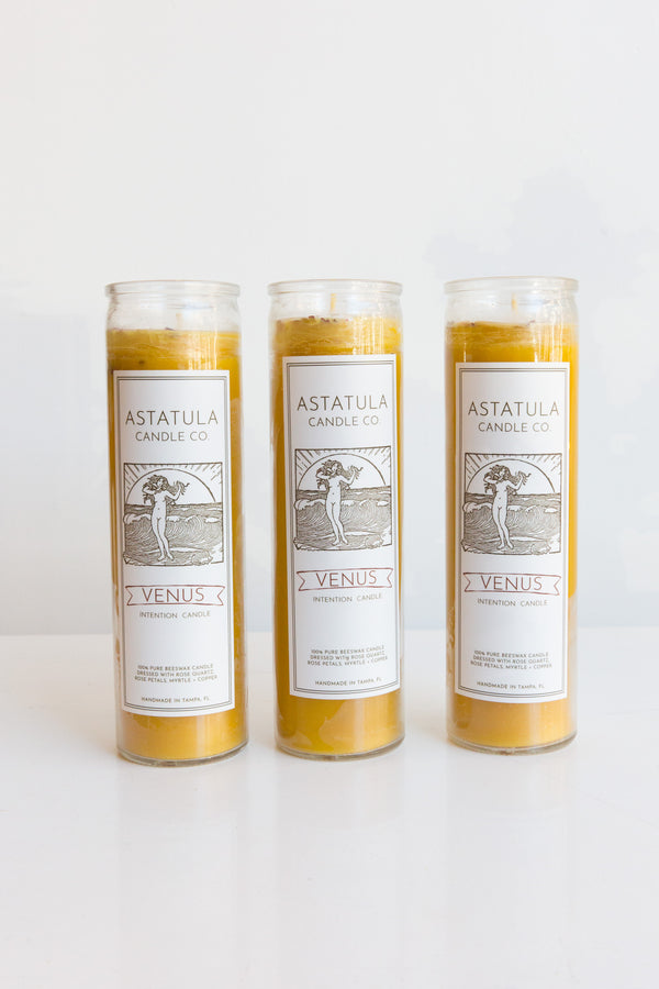 Astatula Candle Co. Venus Intention Candle