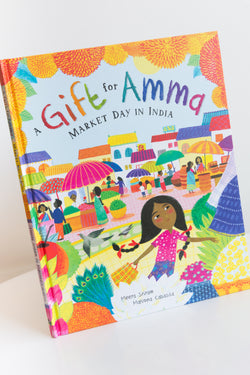 A Gift For Amma: Market Day