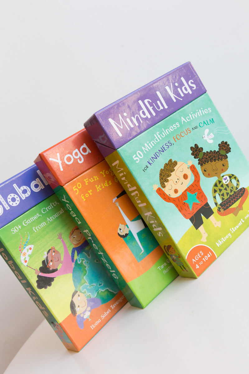 Barefoot Books Mindful Kids Flash Cards
