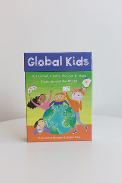 Global Kids Flash Cards