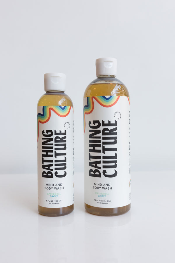 Bathing Culture Mind and Body Wash