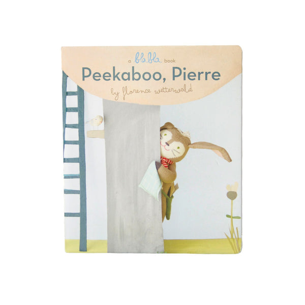 Peekaboo Pierre Board Book