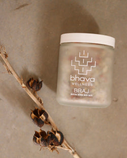 Bhava Wellness Braj Herbal Bath Salts