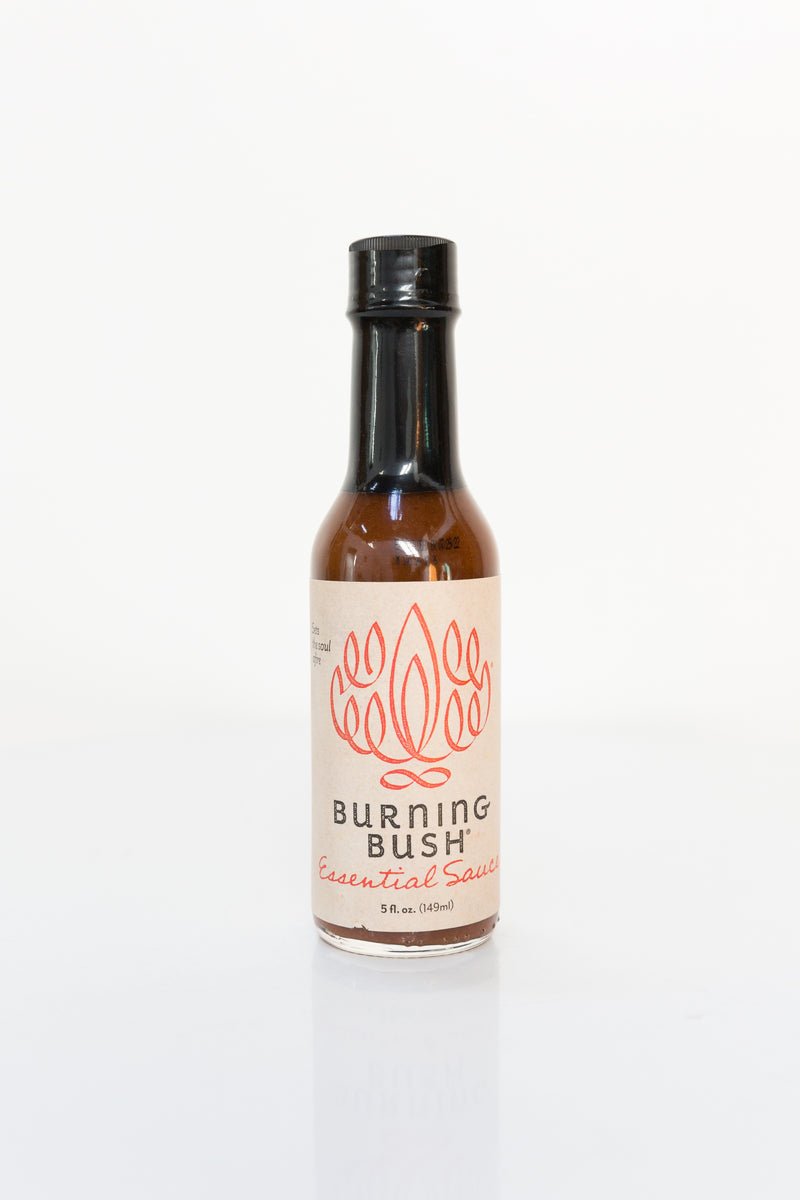 Burning Bush Essential Sauce