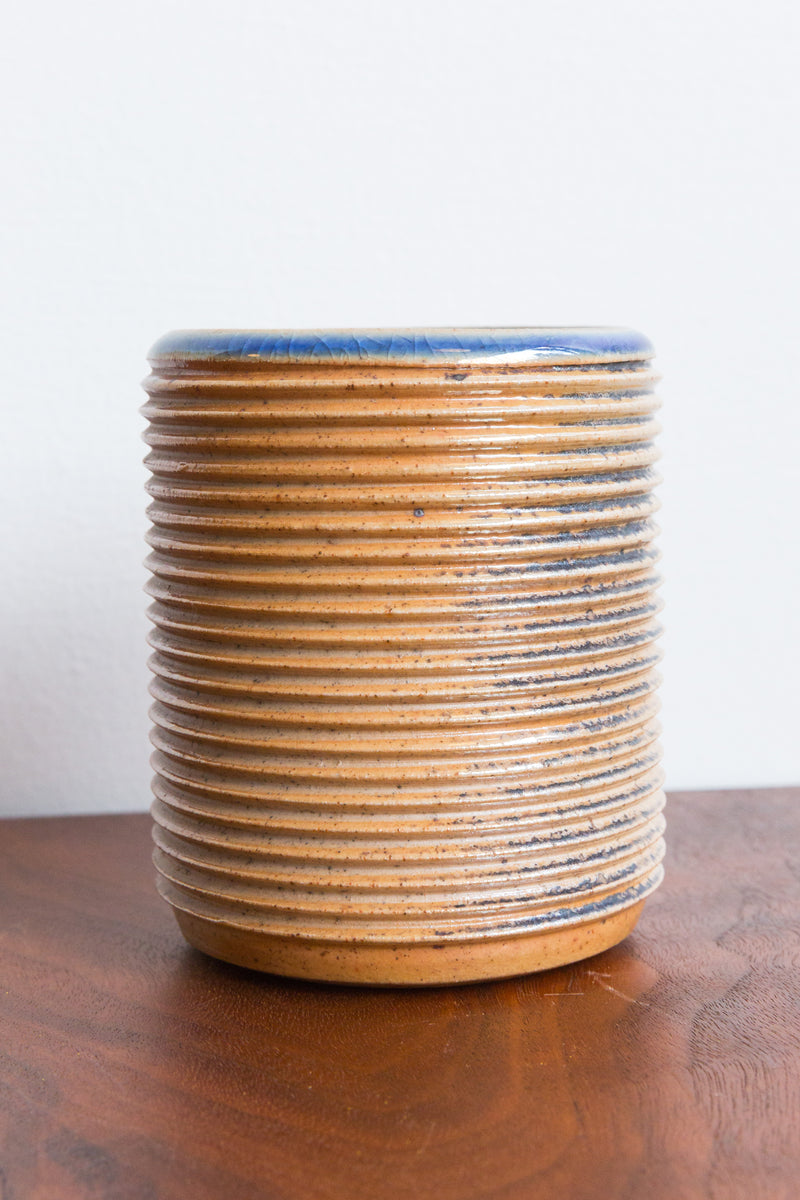 Cloud 9 Clay Ribbed Tumbler 2