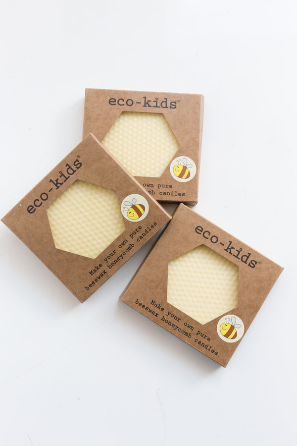 Eco Kids Beeswax Candle Making Kit