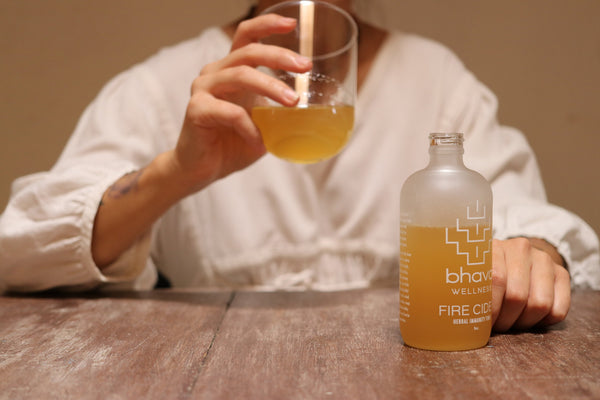 Bhava Wellness Fire Cider Herbal Tonic