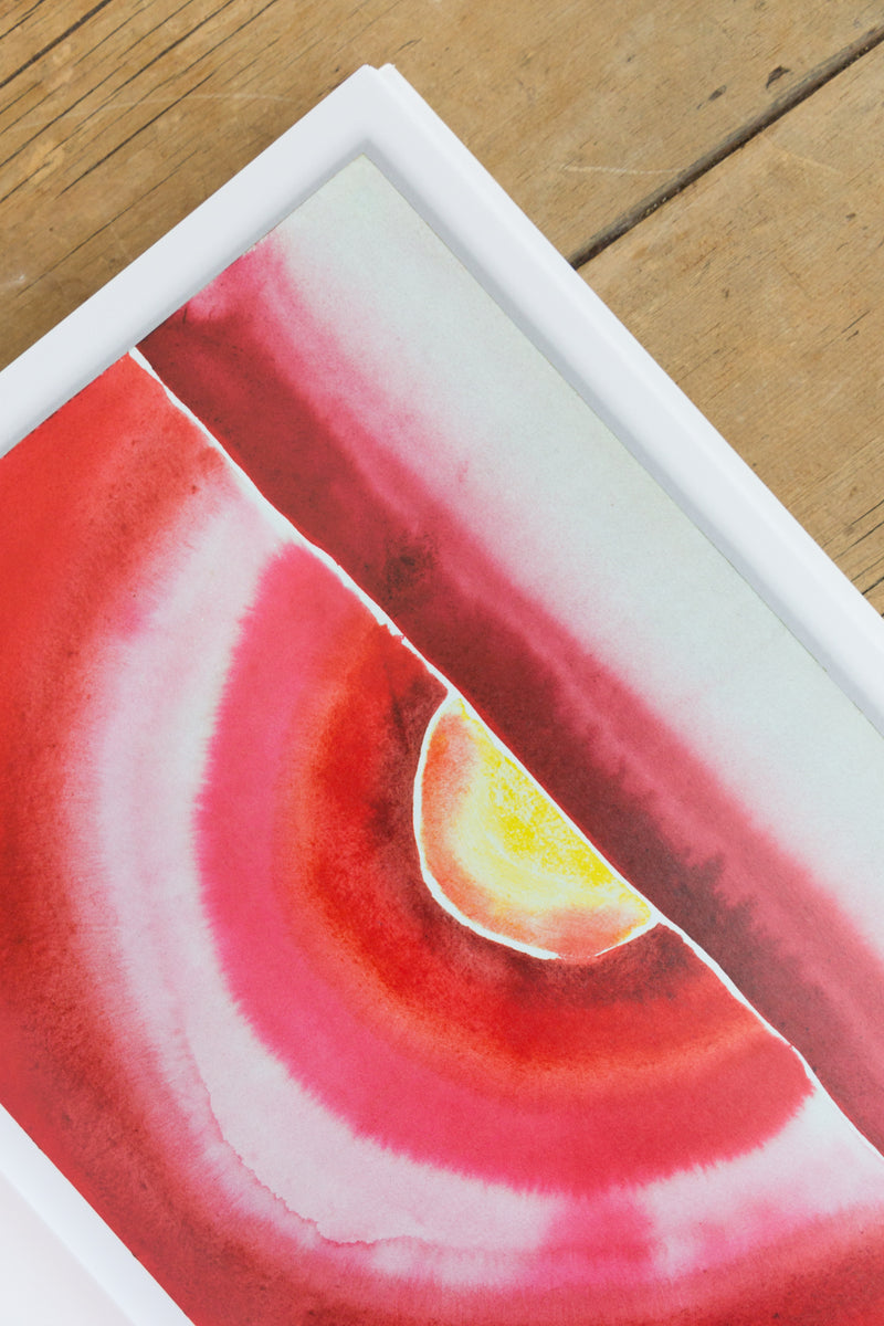 Georgia O'Keeffe Watercolors