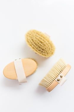 Heaven in Earth Massage Dry Brush