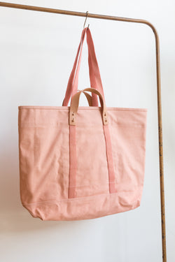 Immodest Cotton Large East West Tote
