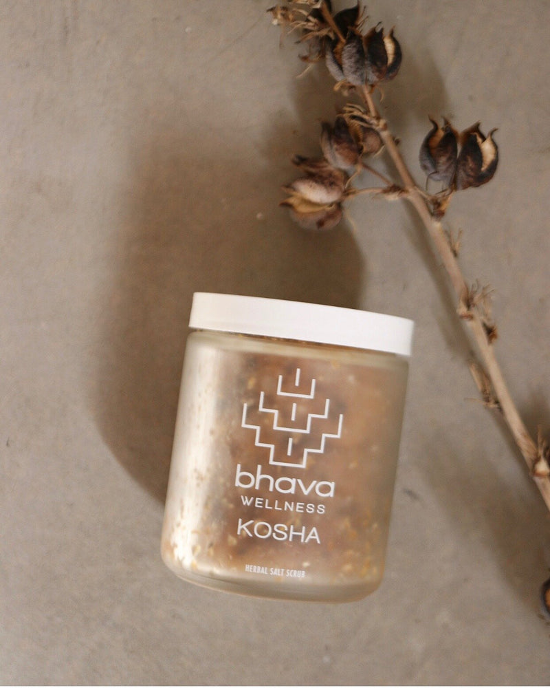 Bhava Wellness Kosha Herbal Salt Scrub