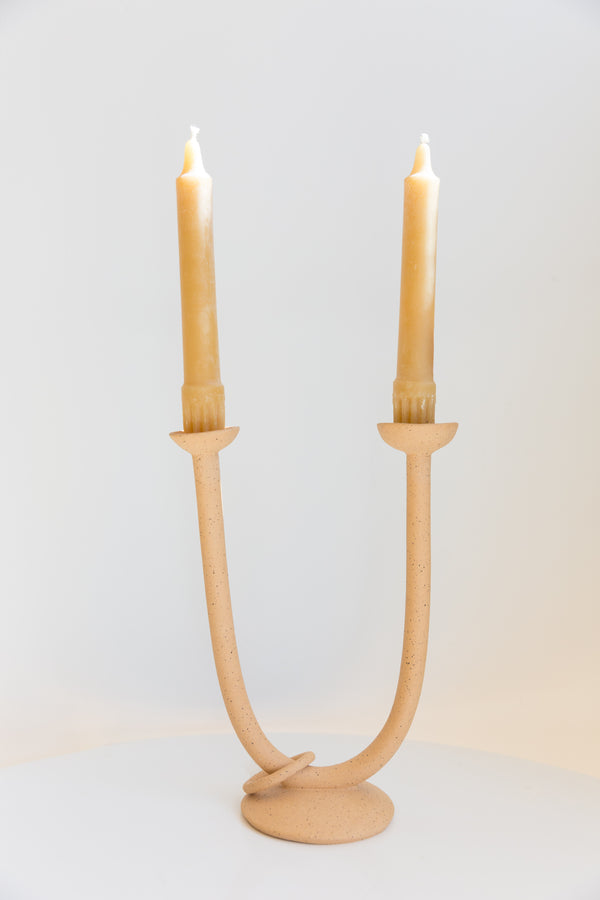 Latchkey Candlestick Holder