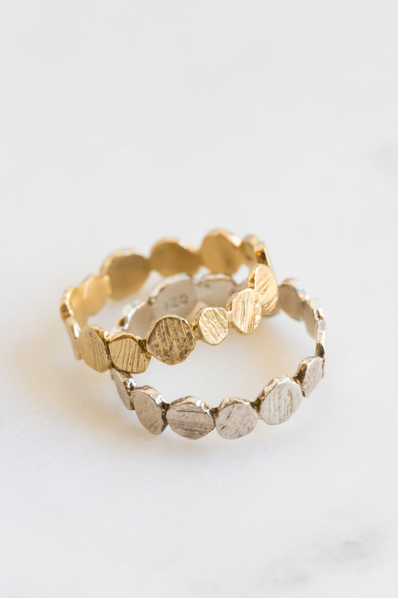 Lio + Linn Collage Ring
