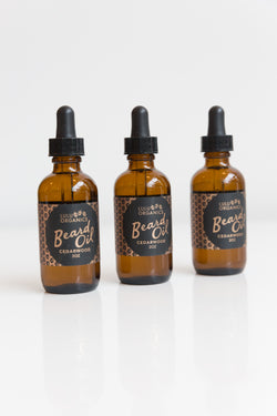 Lulu Organics Beard Oil