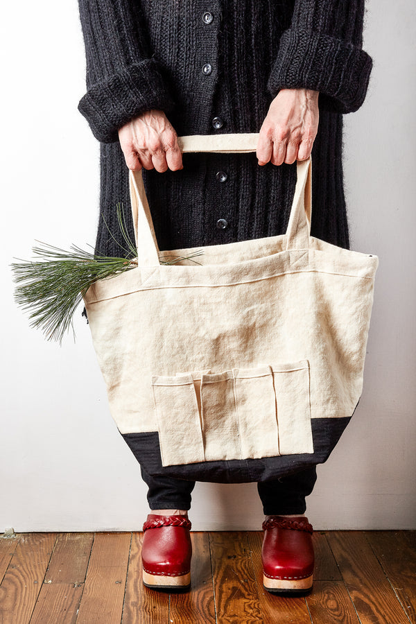 Kitchen Garden Series market bags w/ tomato pockets