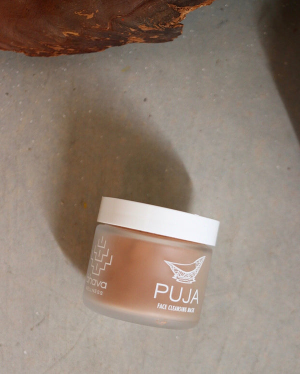 Bhava Wellness Puja Face Cleansing Mask
