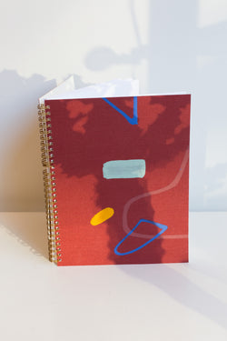 Moglea Painted Workbook