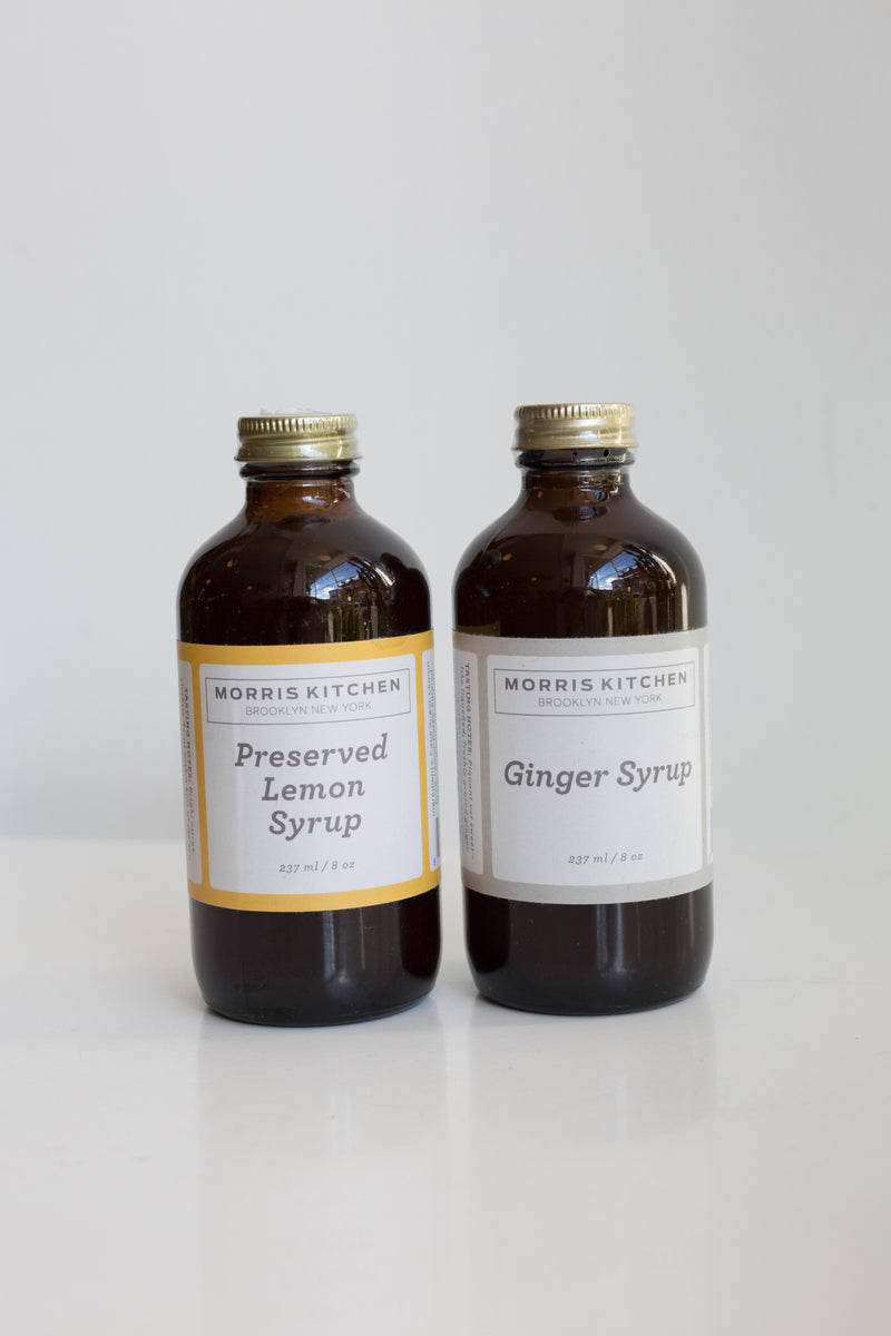 Morris Kitchen Syrup