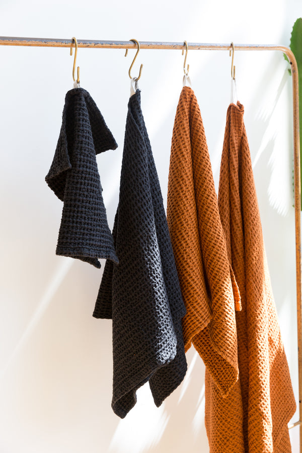 HNY Simple Waffle Towels