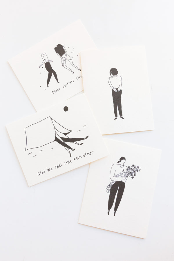 Valentine's Day Cards by Nicole Monk