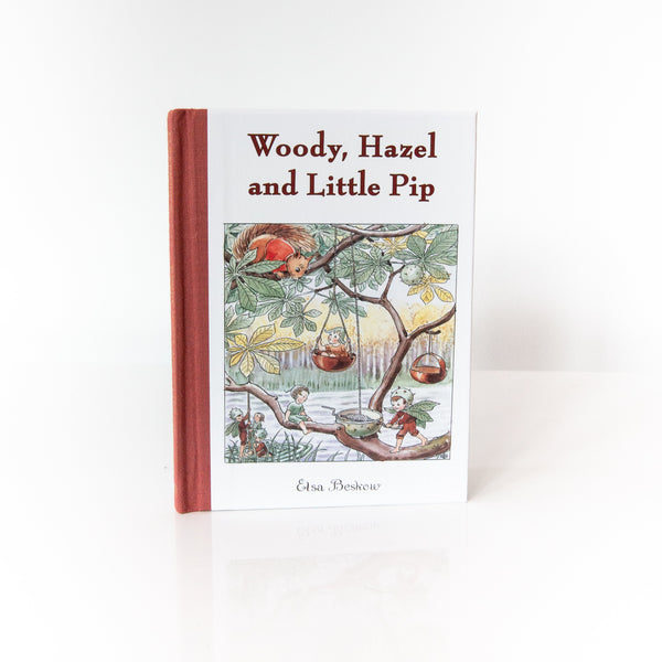 Woody Hazel and Little Pip mini book