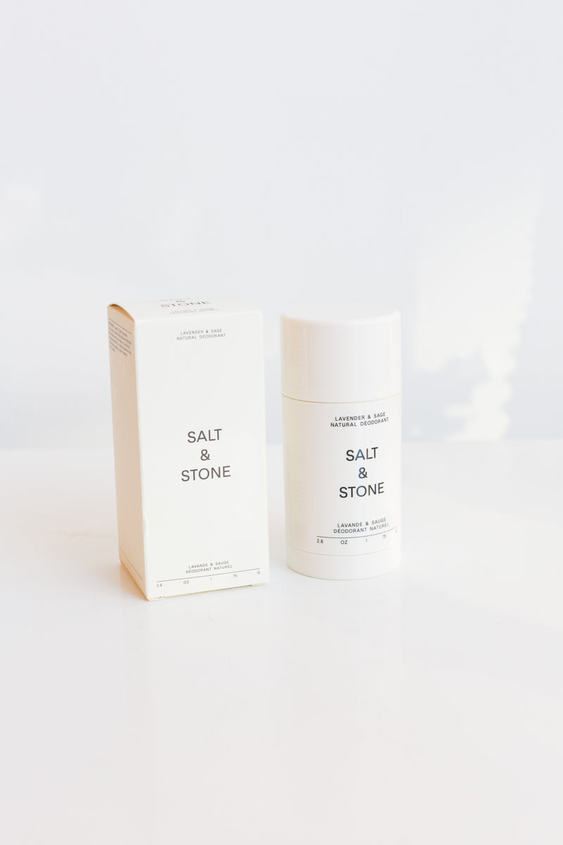 Salt and Stone Natural Deodorant