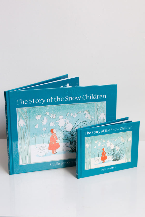 Steiner Books The Story Of The Snow Children Hardback