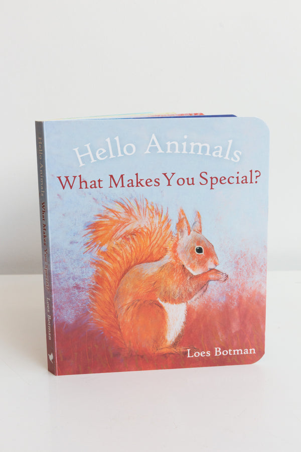Hello Animal, What Makes You Special?